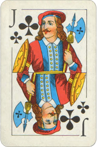 Jack Of Clubs Planetary Ruling Card Destiny Cards Free Reading